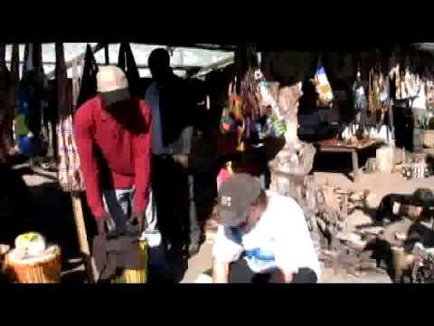 Travelindave bartering zambia africa 2010