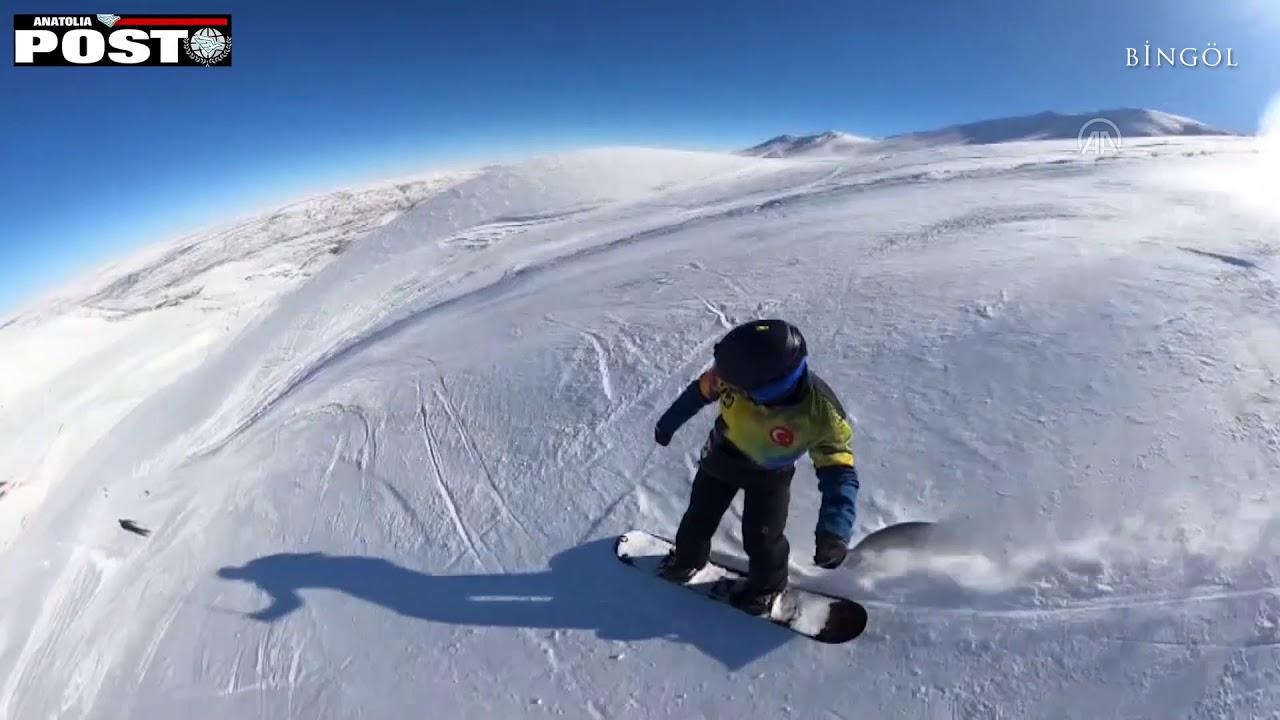 Doğu Anadolu'nun gözde kayak merkezleri ziyaretçilerini bekliyor-ANATOLIA POST