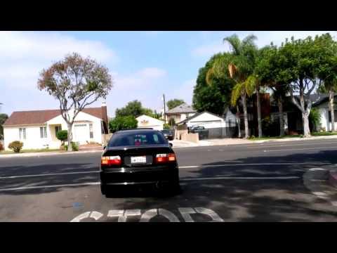 Download Civic b18 dohc vtec vs Civic d16y8 sohc vtec
