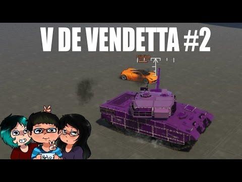 (#10) V DE VENDETTA! (#2)   GTA Online en Español