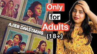 Ajeeb Daastaans Netflix Movie REVIEW | Deeksha Sharma