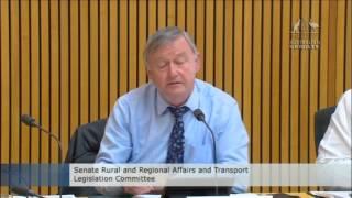 Barnett fails on Federal funding hunt