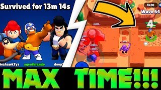 Robo Rumble is BROKEN!!! | Get MAX Time EVERY Time! | Robo Rumble Glitch