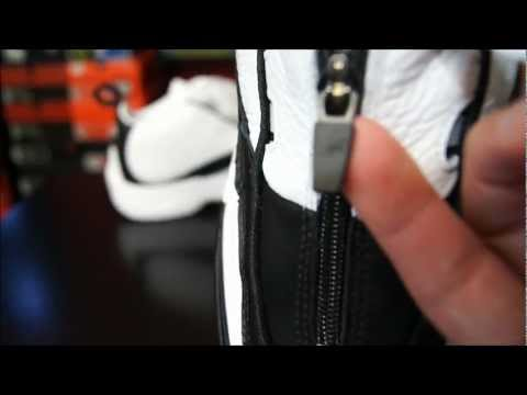 Reebok Answer IV (4) White/ Black 2012