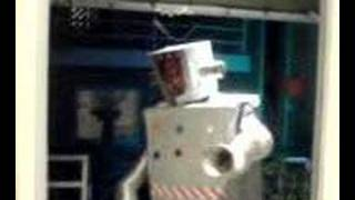 flight of the conchords halloween costume robot dance