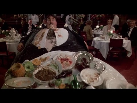 John Cleese Pick (2015) - Mr Creosote - Monty Python's Meaning Of Life