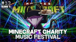 Modded Minecraft Malaysia - E13 - Minecraft Charity Music Festival