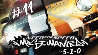 Przejdźmy Razem Na Żywo! Need For Speed: Most Wanted 5-1-0 #11 Bull ma Porschaka?!