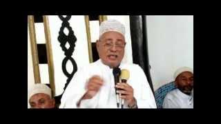 Funeral, Al-Allamah Muhammad Shariff Saeed (Al-Beidh) DVD 2