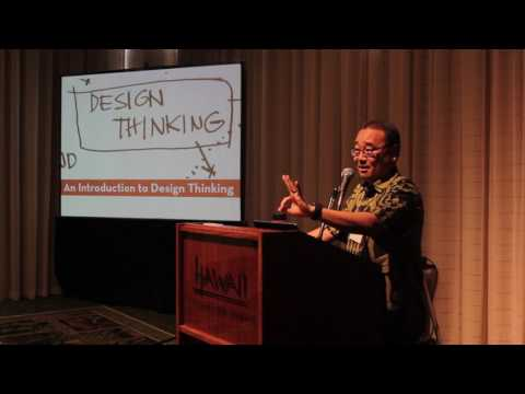 Ian Kitajima & Stephen Terstegge - Innovation Design Thinking 2017 EIH School Empowerment Conference