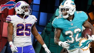 Buffalo Bills vs Miami Dolphins Week 13 Live Reaction