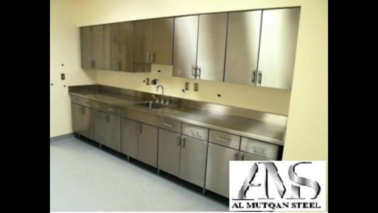 Commercial Kitchen Counter Tops Cabinets Manufacturer Supplier Sharjah Uae Custom Equipment Youtube