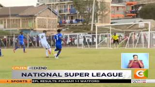 KCB storm to 2nd on National Super League standing