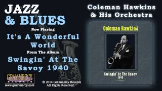 Coleman Hawkins & His Orchestra - It