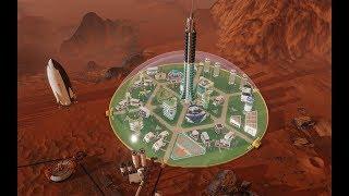 Surviving Mars - Trailer de gameplay gamescom 2017