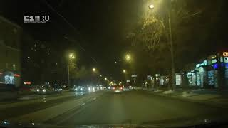Массовая авария на 8 Марта - Саперов