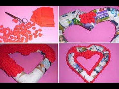 Reciclaje con rollos de papel higienico manualidades - Manualidades con rollos de papel higienico para navidad ...