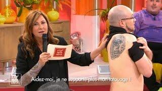 C'est mon choix : Aidez-moi, je ne supporte plus mon tatouage !