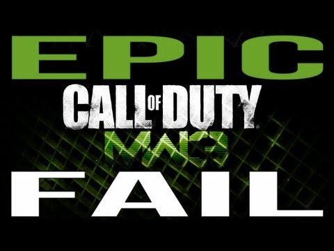 MW3 EPIC MATCHMAKING FAIL (Does this happen to you?) | HC4Melite