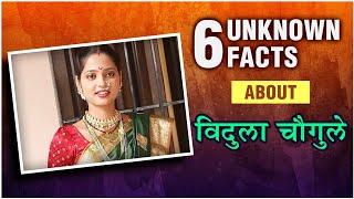 Jeev Zala Yeda Pisa   Unknown Facts About Vidula Chougule   Colors Marathi