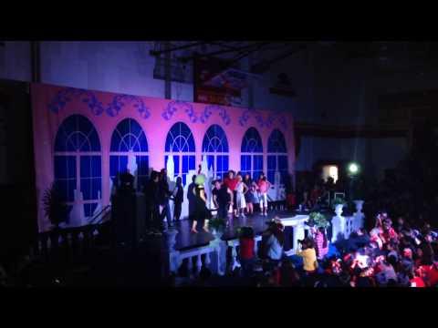 Loara high school homecoming assembly 2013-14