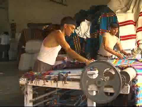 Panipat - Global City of Shoddy (recycled wool yarn)