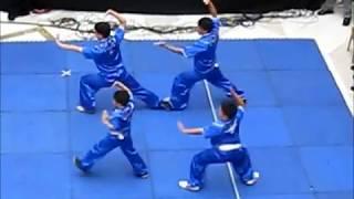 Chiang Kai Shek College Wushu