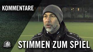 Die Stimmen zum Spiel Berliner AK 07 II - Tennis Borussia Berlin II (U12 D-Junioren, Landesklasse)