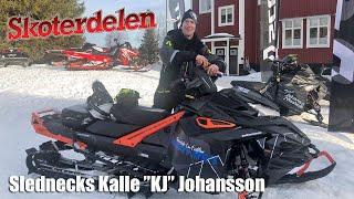 Snowrider Tv Ep. 44, Säsong 2 - Skoterdelen, Slednecks Kalle Kj Johansson