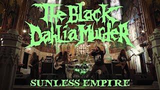 The Black Dahlia Murder - Sunless Empire - from the Yule 'Em All stream on December 18, 2020