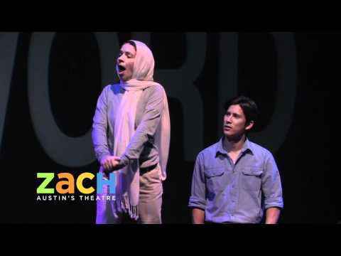 Excerpts from THE LARAMIE PROJECT at ZACH Theatre