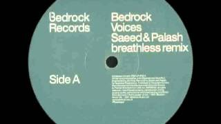 bedrock voices saeed and palash breathless mix