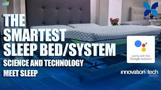 The Smartest Sleep Bed - Reverie #CES2019