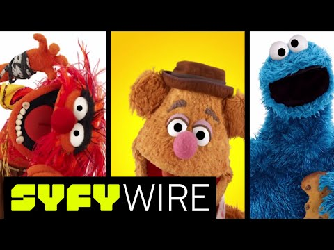 Frank Oz And The Muppet Puppeteers Remember Jim Henson, Discuss New Doc | SYFY WIRE