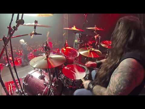 ASPHYX@Death the Brutal Way-Stefan Hüskens-Metalmania 2018 (Drum Cam)