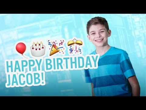 Happy Birthday Jacob! | The Martins