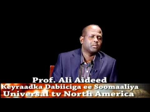Prof. Ali AIDEED SOMALIA NATURAL RESOURCES (REGIONS GOBOLADA)