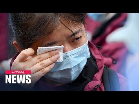 China's Hubei Province reports huge jump in new coronavirus cases Wednesday: CCTV