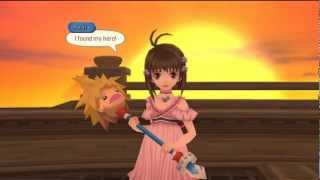 Tales of Graces F English - Tales Team Cameo Battle (Chaos Mode)