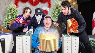 EBOYS £10,000 SECRET SANTA