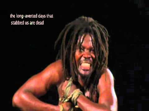 """Download """"...And the Chain was NOT""""- A poetry performance film by FEMI ODUGBEMI.mp4"""