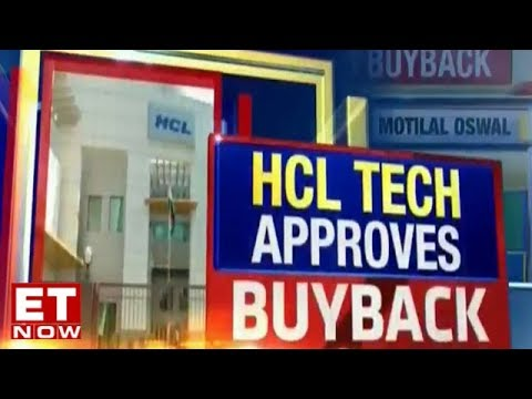 HCL Tech To Consider A Buyback Of Rs 3,500 cr Worth Of Shares