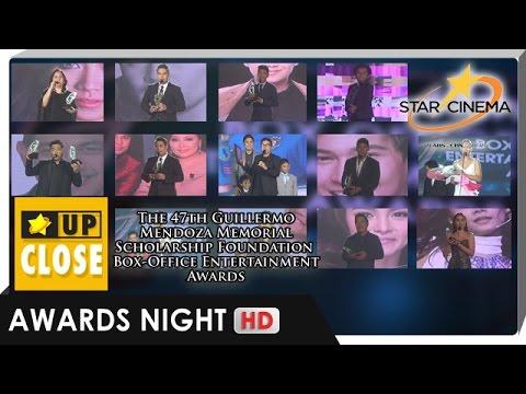 The 47th Guillermo Mendoza Memorial Scholarship Foundation Box-Office Entertainment Awards | Part 1