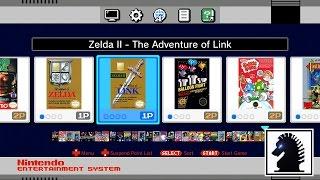 NES Classic Mini #30 - Zelda II The Adventure of Link