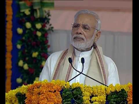 PM Modi's speech at Samajik Adhikarikta Shivir (Distribution of Aids & Assistive Devices)