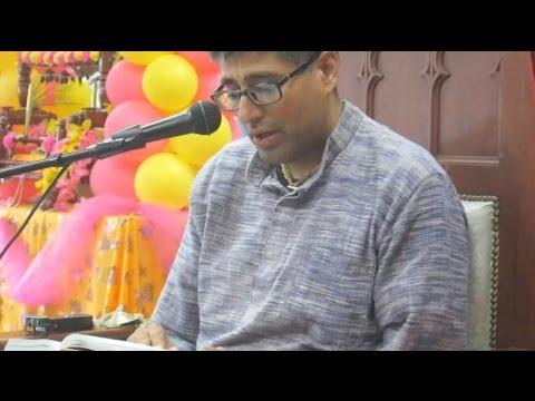 Holy Gita at Sanatan Mandir San Bruno, CA