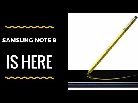 Samsung Galaxy Note 9 impression: Underrated