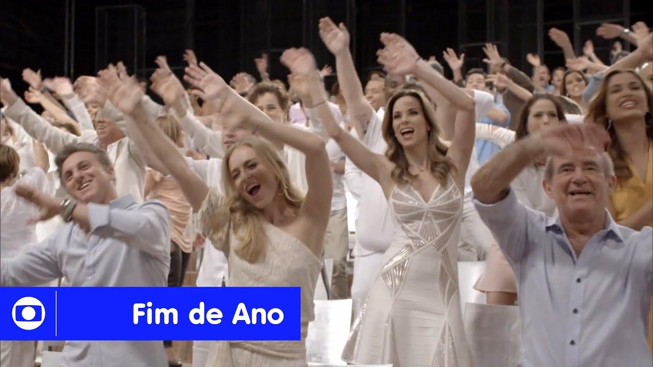 Campanha De Fim De Ano Da Globo 2014 Youtube