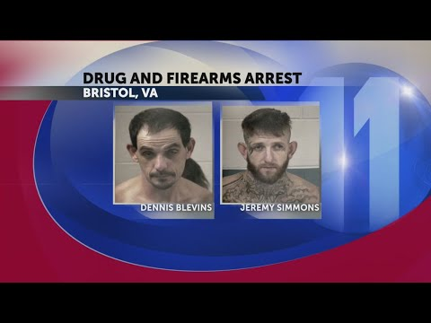 Homemade pipe bomb, drugs and firearms found in Bristol, VA apartment