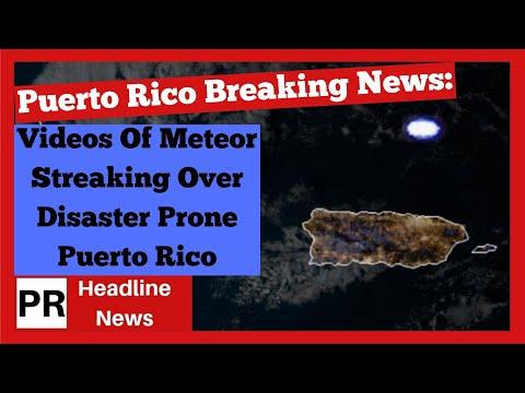 Puerto Rico Breaking